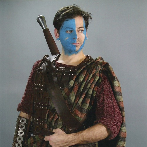 William Wallace. Cosplay